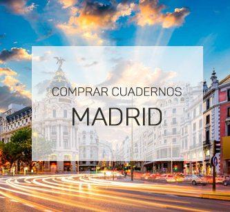 Comprar cuadernos bonitos Madrid