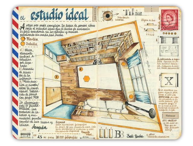 Cuaderno Bonito de José Naranja