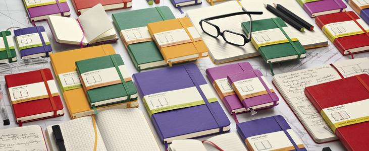 Cuadernos bonitos A3, A4, A5, A6