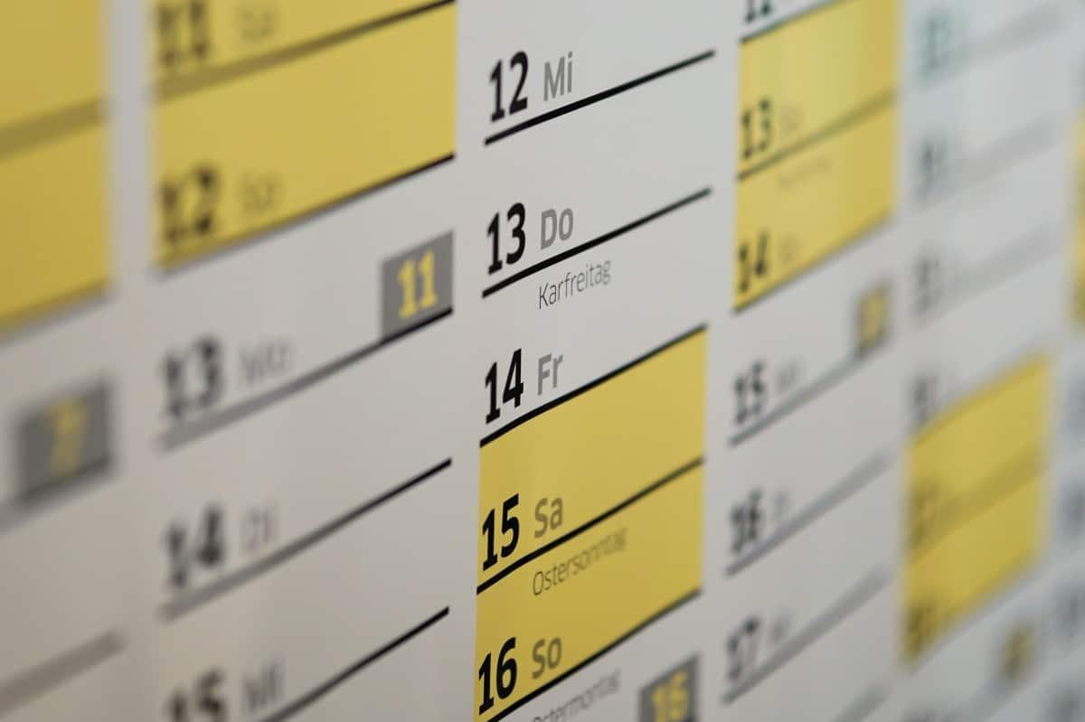 Planificadores semanales y Organizadores Personales