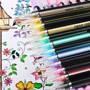 bolígrafo tinta gel